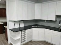 9 cabinets shaker white or expresso Anaheim