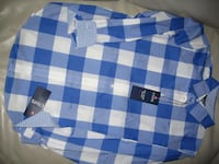 Chaps Plaid Cotton Button-Down Shirt Toronto