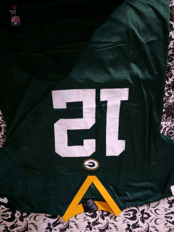 best service 46f95 e149a Aaron Rodgers Jersey
