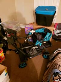 double stroller  New Oxford, 17350