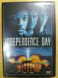 DVD, Independence Day