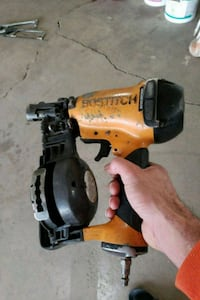 orange and black cordless power drill Edmonton, T5E 3Y8