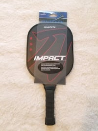 Matrix Carbon Fibre Pickleball Paddle - Brand New