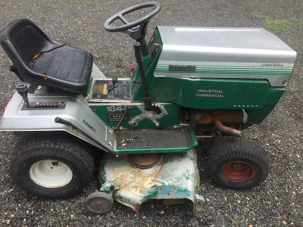 Sears mower