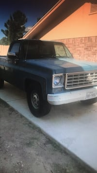 76 Heavy Chevy, 3/4 ton long bed. One owner..new tires, NOT A 4x4! Horizon City, 79928