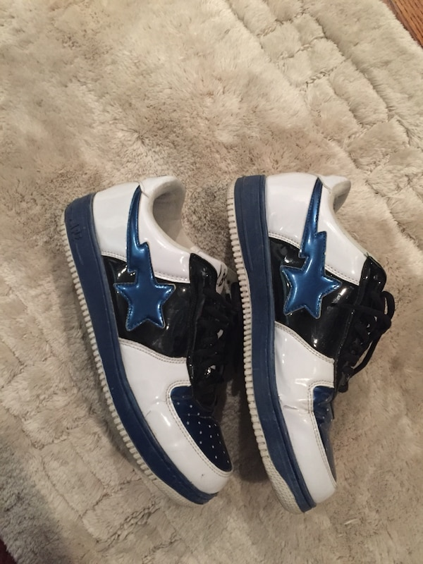 Used Bape Shoes A Bathing APE Bapestas for sale in Los Angeles - letgo 465704e3d