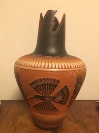 Native American Hand Etched Pottery Arlington, 22209