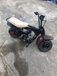 Motovox mini bike