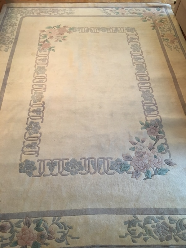 Area Rug 11.5 ft x 9.5 ft 2