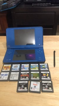 Dsi Xl (Midnight Blue) great condition Mississauga, L5E 2P5