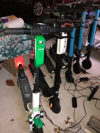 Electric Scooter Chargers