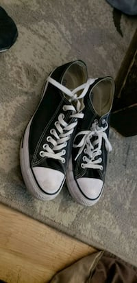 pair of black Converse All Star low-top sneakers Fort Bliss, 79908