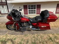 red and black touring motorcycle Upper Marlboro, 20772