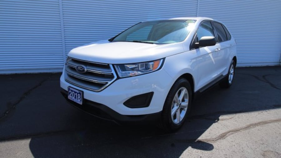 2018 Ford Edge SE / ACCIDENT FREE / BACK UP CAM / ONE OWNER / CLO 368e621b-75ed-47e4-ae7c-8b96dedc321c
