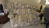 beige, gray and brown loveseat Orlando, 32810