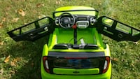 Battery operated car 162 mi