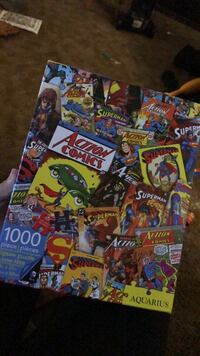 Assorted marvel comic book collection Los Angeles, 91352