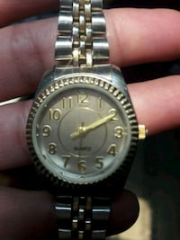 round silver-colored Rolex analog watch with link bracelet Pittsburg, 94565