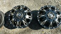 "17"" Rims for Dually Truck  Groton, 06355"