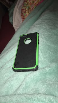 black and green iPhone case Imperial, 63052