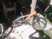 red and white BMX bike Mississauga, L5A