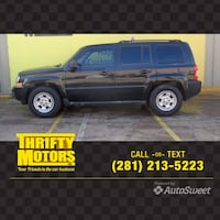 2010 Jeep Patriot Sport Houston, 77084