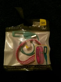Activity tracker band and charger  Florence, 39073