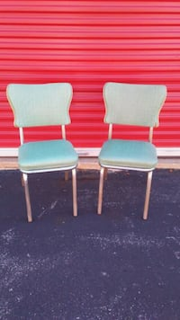 1950's Kitchen Type Chairs Claymont, 19703