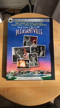 Pleasantville DVD Movie Laurel