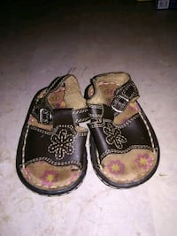Faded glory baby sandals Tyler