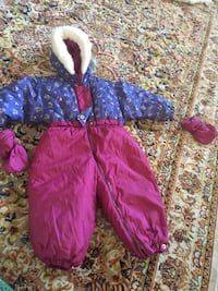 Snow suit up to 24 months from Oshkosh  Calgary, T3K 6J7