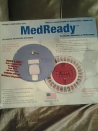 MedReady Scheduler Medicine Dispencer Blue Springs