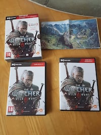 Witcher 3 6083 km