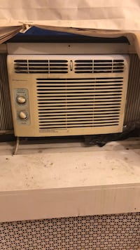 white Frigidaire window-type air conditioner New York, 10128