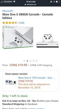 Comes with 10+ games and a controller Edmonton, T6G 2G6