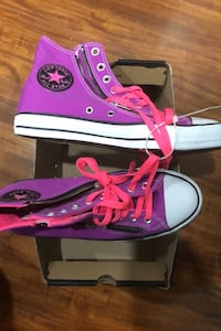 New converse All Star size 9 Wmn Vaughan, L4J 7R8