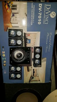 DaVinci home theater system