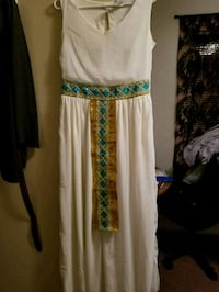 Cleopatra costume, used once. Fayetteville, 72701