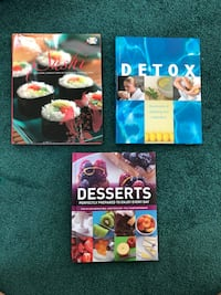 Food recipe books Rutherford, 07070