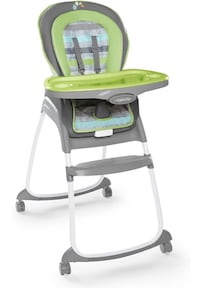 High chair-3 in 1 Mississauga, L5A 2T5