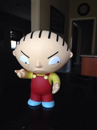 Family Guy 12 inch talking Stewy Vaughan