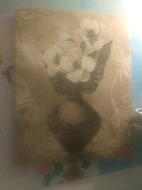 Flower painting Temple Hills, 20748