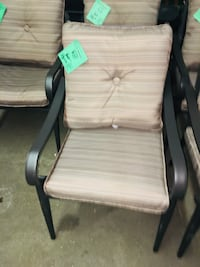 #WAL272 - NEW - Patio Chair Galion