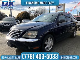 2005 Chrysler Pacifica Touring,