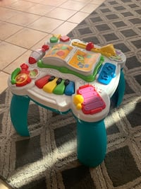Leap Frog Learn and Groove Table Henderson, 89015