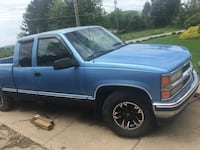 Chevrolet - Silverado - 1997 Deemston, 15333