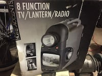 home accents 8 function tv/lantern/radio. Mobile, 36609