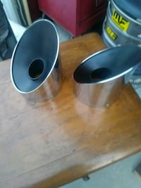 Chrome motorcycle exhaust tips Bakersfield, 93308