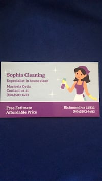 House cleaning Chesterfield