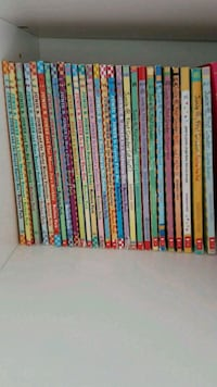 Complete set of Junie B. Jones books Brantford, N3R 7K1